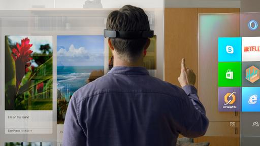 Build 2015: Microsoft anuncia plataforma Windows Holographic