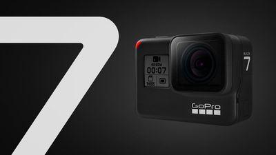 GoPro lança a HERO7 Black com estabilização de vídeo tipo gimbal