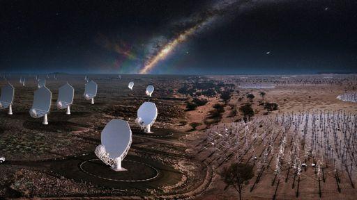 Aprovada a construção do maior radiotelescópio do mundo — o SKA Observatory