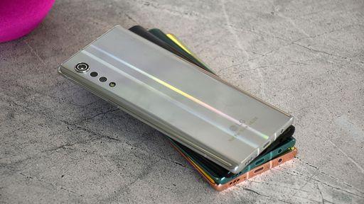 LG Velvet 2 Pro aparece no Google Play Console ao lado de Stylo 7, K35 e K33