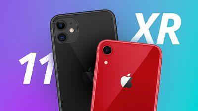 """iPhone 11 vs iPhone XR: """"mesmo"""" aparelho com câmera extra? [Comparativo]"""