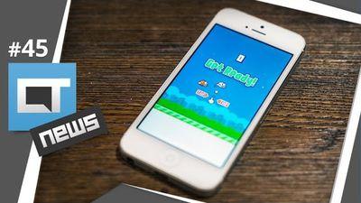 Golpes com o Flappy Bird, rolezinho no GTA, novidades da MWC [CT News #45]
