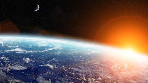 Você sabia que ver a Terra do espaço muda sua concepção sobre o planeta?