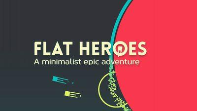 Análise | Flat Heroes é um pequeno gigante perfeito para o Switch