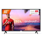 Smart TV LED 40'' Full HD TCL 40S6500S Android OS 2 HDMI 1 USB Wi-Fi - Magazine Canaltechbr