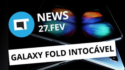 Zenfones com Android 9; Leilão do 5G; Galaxy Fold para poucos e + [CT News]