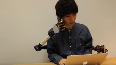 Conheça projetos em impressão 3D que literalmente dão uma mãozinha ao usuário