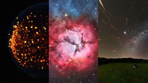 Destaques da NASA: fotos astronômicas da semana (07/08 a 13/08/2021)