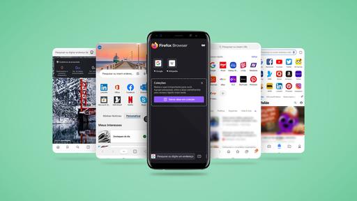 8 melhores navegadores de internet para Android e iPhone
