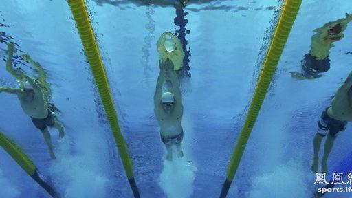 Piscina olímpica possui tecnologia para melhorar tempo dos atletas