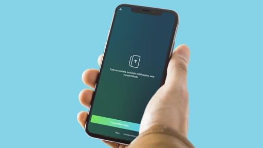 Como compartilhar a tela do celular em videochamada do Telegram