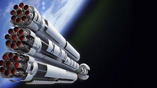 SpaceX começará a testar novo propulsor para usar em missões a Marte