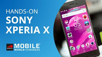 Sony Xperia X, X Performance e XA [Hands-on | MWC 2016]