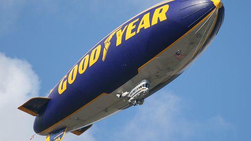 Goodyear utilizará participação em programa espacial para melhorar seus pneus