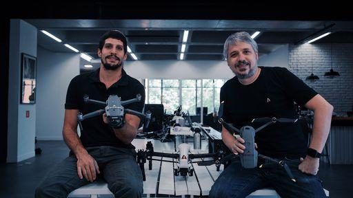 Startup de drones Aeroscan capta R$ 1,3 milhão em apenas seis horas
