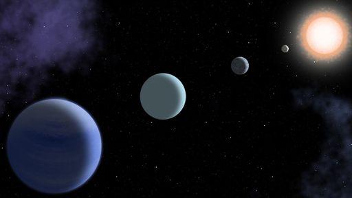 Pesquisadores buscam sinais de vida em candidato a planeta semelhante à Terra