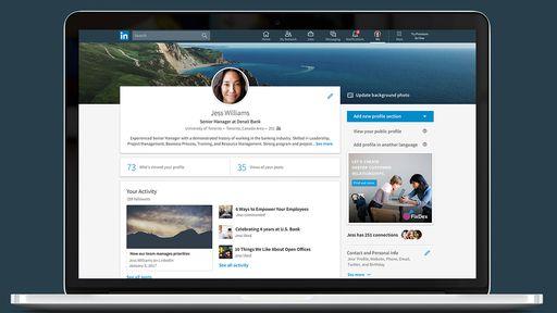 Apps do LinkedIn para desktop e mobile ganham repaginada da Microsoft