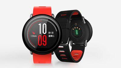 Xiaomi anuncia smartwatch Amazfit para o mercado chinês