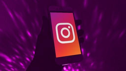 Como copiar links de posts do Instagram