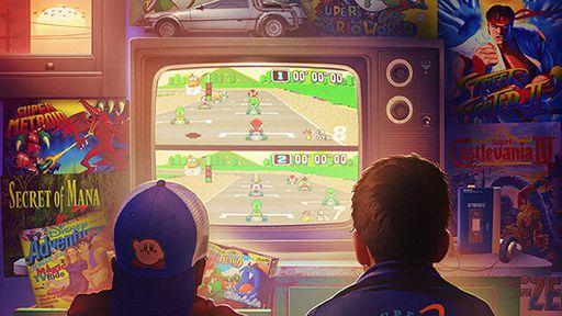 Os 10 melhores jogos da era 16-bit