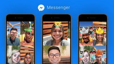 Facebook lança jogos em realidade aumentada para o Messenger