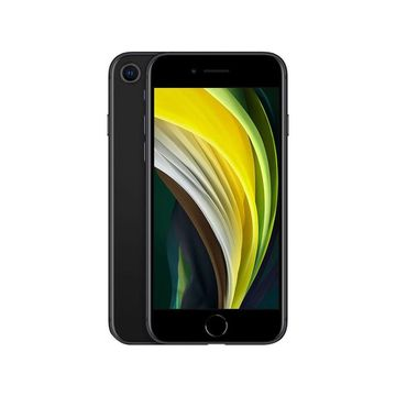 """iPhone SE Apple 256GB Preto 4,7"""" 12MP - iOS - iPhone  [CUPOM DE DESCONTO - APP MAGALU]"""
