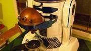 Faça sua própria cafeteira inspirada no R2-D2