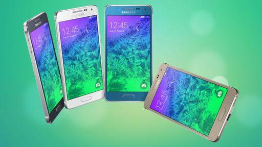 Samsung Galaxy Alpha é o primeiro smartphone do mundo com Gorilla Glass 4