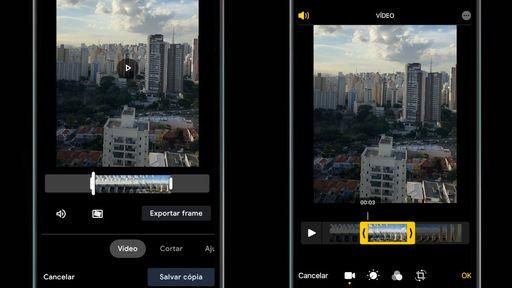 Como cortar vídeos no Android ou iOS