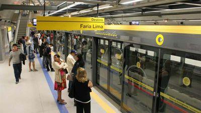 Linha 4 do Metrô de SP terá portas com reconhecimento facial e de reações