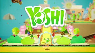 Colorido e cheio de fofura, novo jogo do Yoshi chega ao Switch em 2018