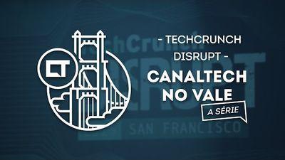 Participamos do maior evento de empreendedorismo do mundo [Techcrunch Disrupt |