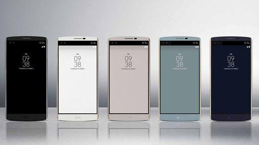LG V20 ganha data oficial de lançamento; será o primeiro a vir com Android 7.0