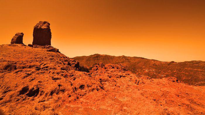 Confira 10 das mais incríveis imagens registradas pela NASA em Marte