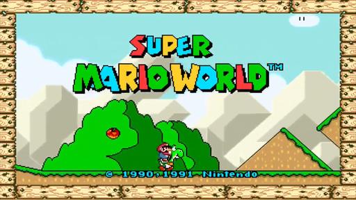 Super Mario World recebe mod em widescreen 16:9
