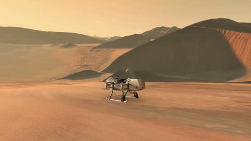 Titã será o próximo mundo do Sistema Solar a receber sonda da NASA
