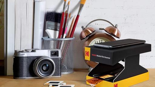 Scanner portátil da Kodak leva as fotos analógicas direto para o Instagram