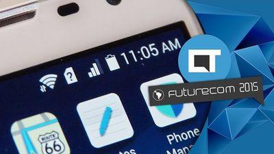 WiFi para desafogar o 4G - Kash Shaikh, Ruckus [Futurecom 2015]