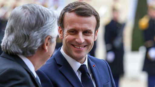 Pegasus espionou presidente da França e outros 13 líderes mundiais