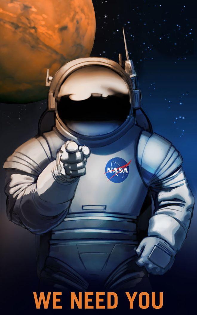 Journey To Mars