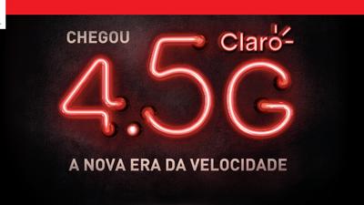 4.5G | Procon-SP afirma que pode multar Claro por propaganda enganosa