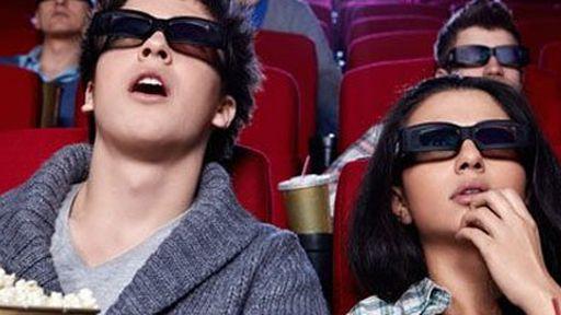 Nova tecnologia nos cinemas: o fim dos óculos 3D pode estar próximo