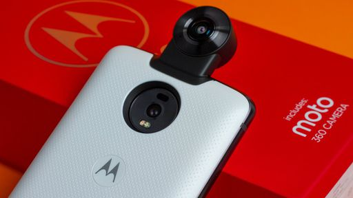 Análise | Motorola Moto Z4 (com Moto Snap 360)