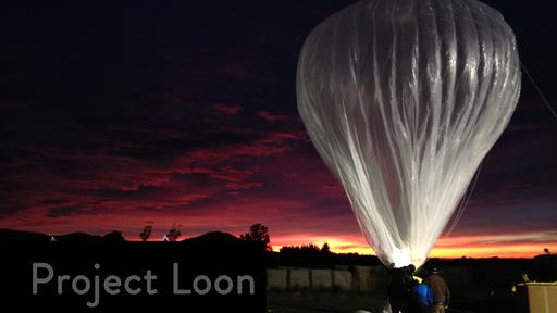 Projeto Loon completa 1 milhão de horas em atividade