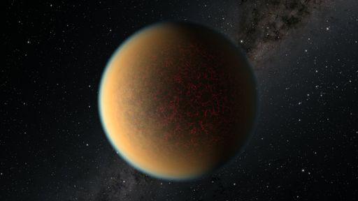 Hubble observa exoplaneta que gerou uma segunda atmosfera; entenda