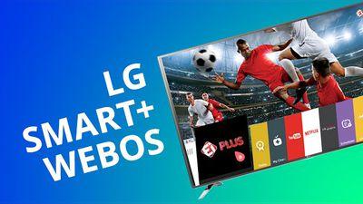 LG Smart+ TV com WebOS: o fim das Smart TVs com sistemas lentos e ineficientes [