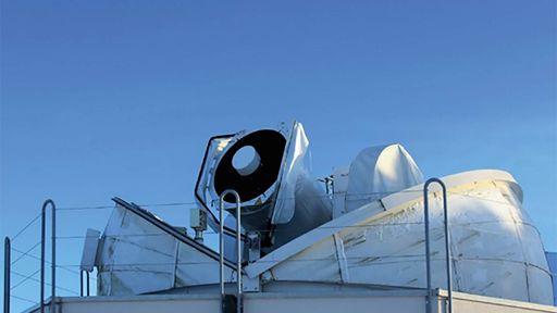 Pela primeira vez, detritos espaciais são observados durante o dia