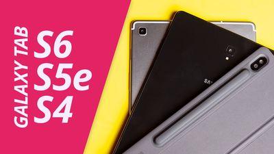 Galaxy Tab S6, Tab S5e, Tab S4... os TABLETS da Samsung [Comparativo]