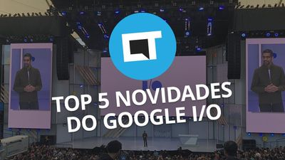 5 principais anúncios da Google I/O 2018