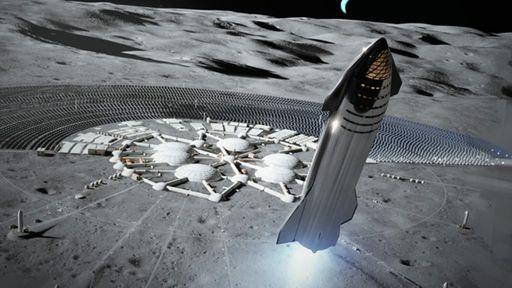 Veículo Starship, da SpaceX, poderá ajudar na limpeza do lixo espacial